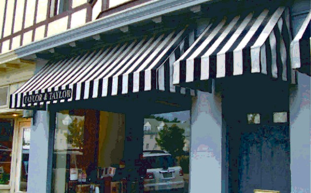 Commercial Awnings - Awnings New York | New York City ...