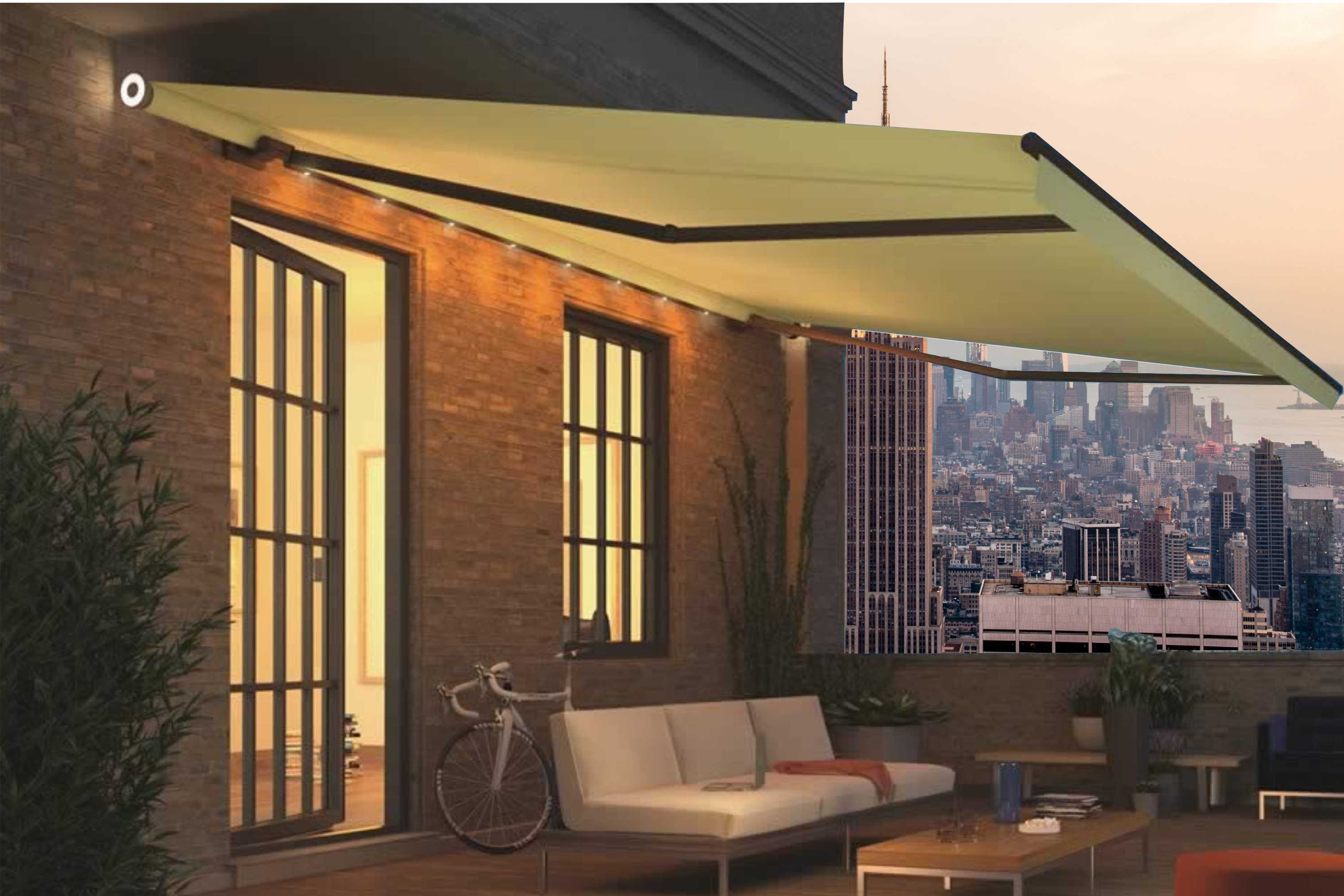Residential Awnings - Awnings New York | New York City ...