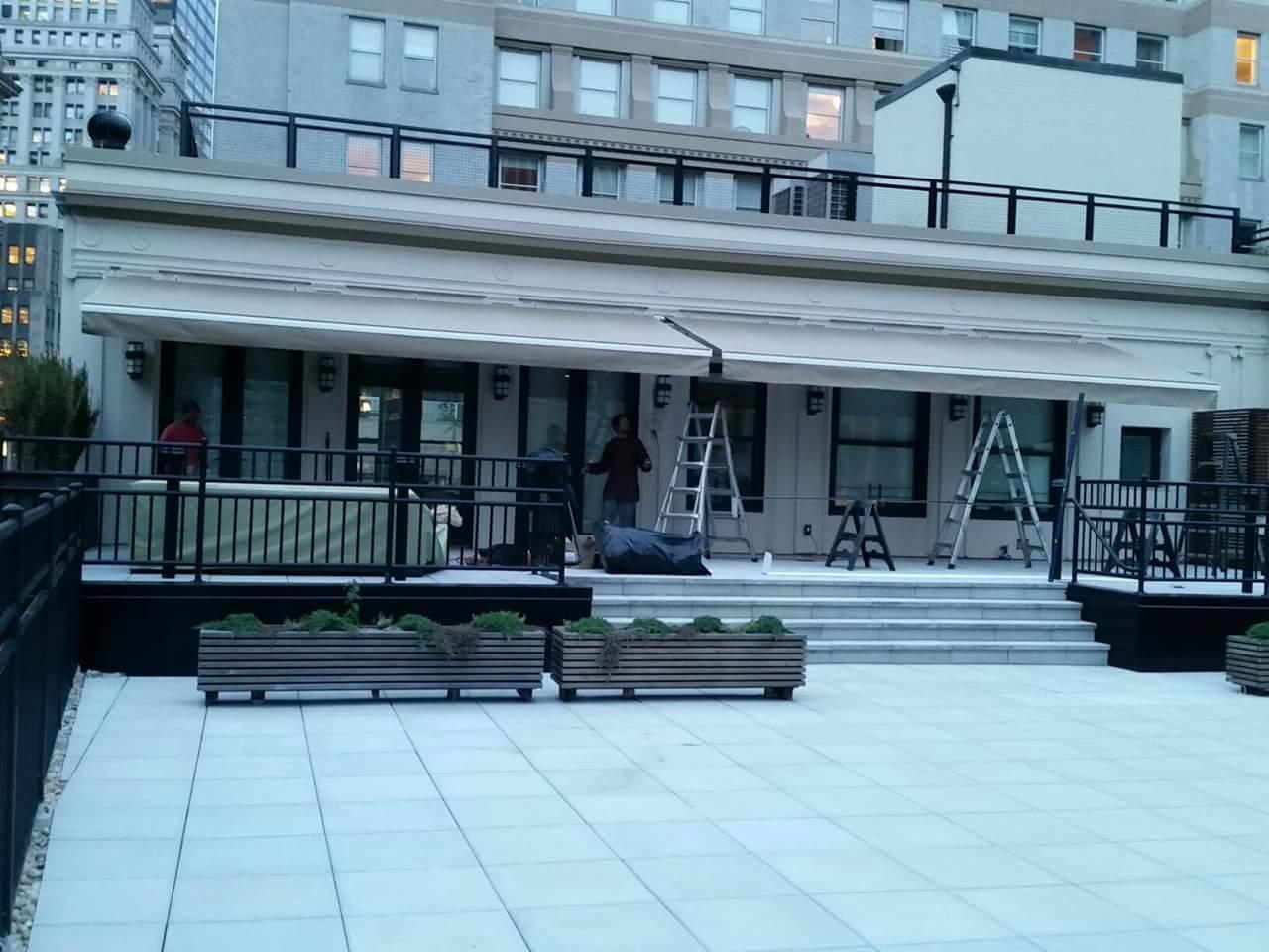 Residential Awnings - Awnings New York | New York City ...